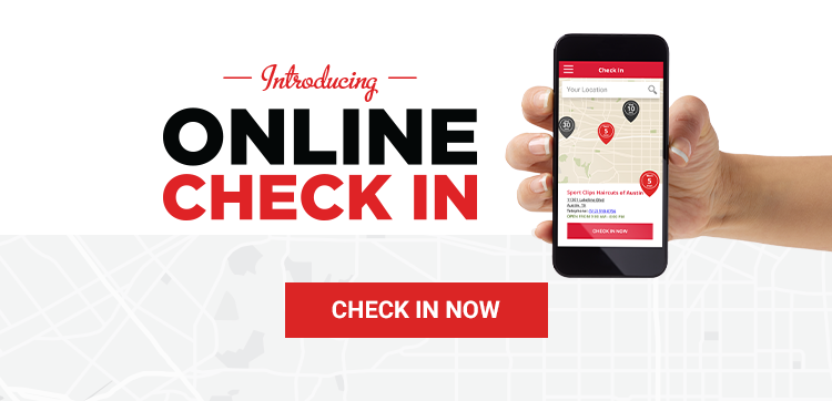 Hand Holding Mobile Phone for Online Checkin